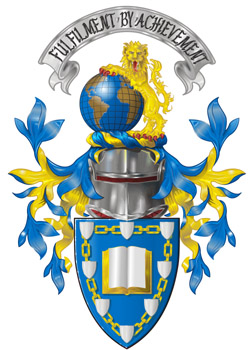 The Armorial Register Arms